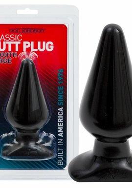 Doc Johnson Classic Butt Plug Smooth Large