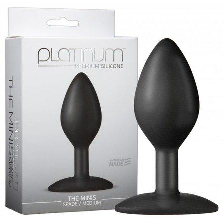 The Minis Spade Medium Analplug