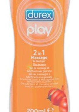 DUREX Durex Play 2 in 1 Guarana