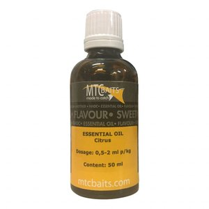 MTC Baits Essential Oil - Citrus