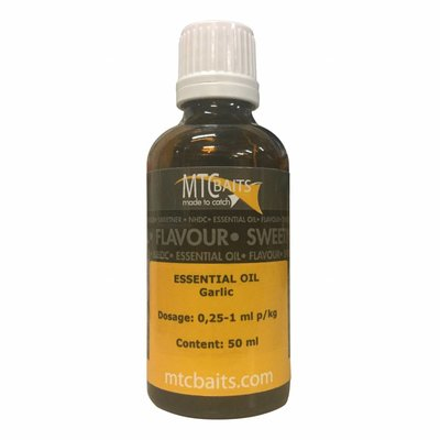 MTC Baits Essential Oil - Garlic