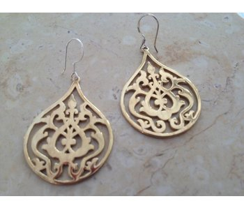 GP ARABESQUE LARGE EARRINGS