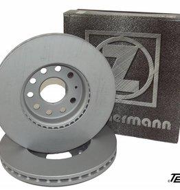 Zimmermann Bremsscheibe vorne VW Touran 1T1, 1T2, 1T3