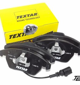 Textar Bremsbeläge vorne VW Touran 1T1, 1T2, 1T3