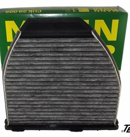 Mann Filter Innenraumfilter mit Aktivkohle W204, W212