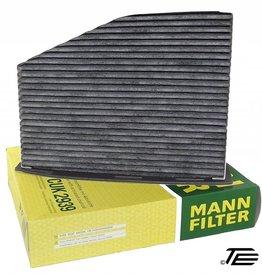 Mann Filter Innenraumfilter mit Aktivkohle VW Touran 1T1, 1T2, 1T3