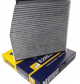 Hengst Filter Innenraumfilter mit Aktivkohle B-Klasse W246
