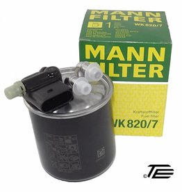Mann Filter Kraftstofffilter Diesel W246, W204, W212, W639