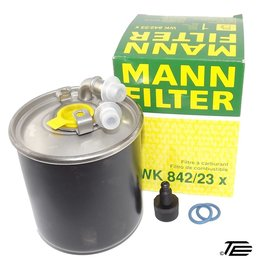 Mann Filter Kraftstofffilter Diesel W169, W203, W204, W211, W639