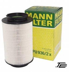 Mann Filter Kraftstofffilter Diesel VW Touran 1T1, 1T2
