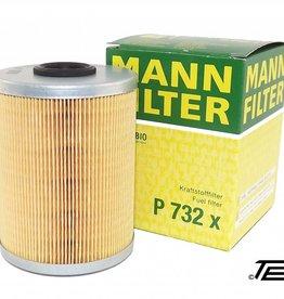Mann Filter Kraftstofffilter Diesel Opel Zafira A