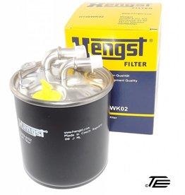 Hengst Filter Kraftstofffilter Diesel W169, W204, W212, W639