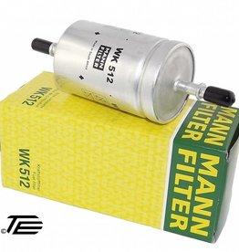 Mann Filter Kraftstofffilter Benziner Opel Zafira A