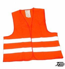 TE-Qualität Warnweste Orange