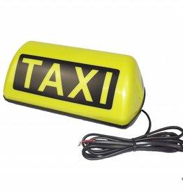 """Taxi Dachzeichen """"SPEED"""" mit Magneten"""