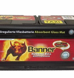 Banner AGM Starterbatterie 92 Ah Running Bull