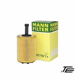 Mann Filter Ölfilter Diesel VW Touran 1T1, 1T2, 1T3