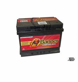 Banner Starterbatterie Starting Bull 55Ah