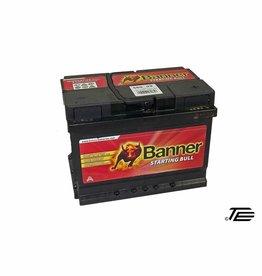 Banner Starterbatterie Starting Bull 60Ah