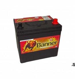 Banner Starterbatterie Power Bull 60Ah