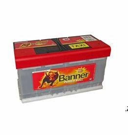 Banner Starterbatterie Power Bull Professional 100Ah