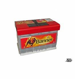 Banner Starterbatterie Power Bull Professional 77Ah