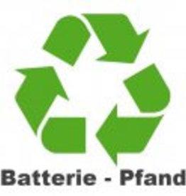 TE-Qualität Batteriepfand € 7,50