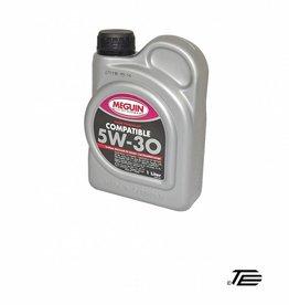 Meguin Compatible SAE 5W-30 1 Liter Kanister