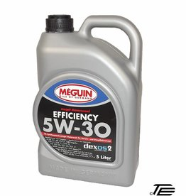 Meguin Efficiency SAE 5W-30 5 Liter Kanister