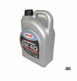 Meguin Low Emission SAE 5W-40 5 Liter Kanister