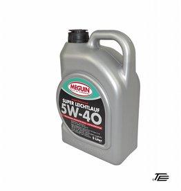 Meguin Super Leichtlauf SAE 5W-40(vollsynth.)5 Liter Kanister