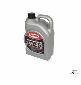 Meguin High Condition SAE 5W-40 5 Liter Kanister
