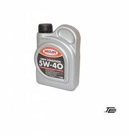 Meguin High Condition SAE 5W-40 1 Liter Kanister