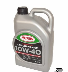 Meguin Syntech Premium SAE 10W-40 5 Liter Kanister