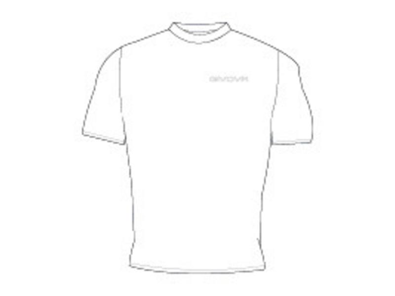 Givova Corpus 2 Underwear korte mouw / S-2XL