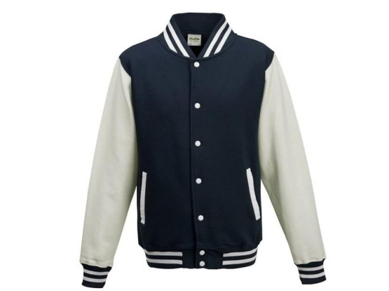 Personal College vest / jacket NAVYBLUE-WHITE Uni Adults
