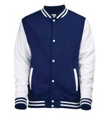 Personal College vest / jacket NAVY-WHITE kids