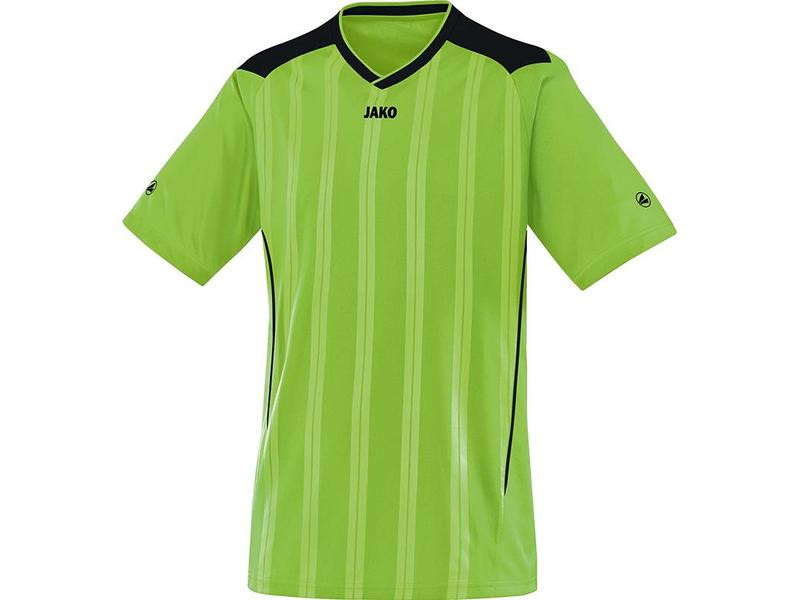 JAKO shirt Cup kleur Appel-zwart maat 176
