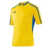 JAKO Performance shirt citroen-royal maat S