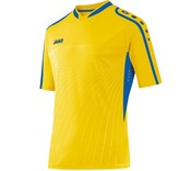 JAKO Performance shirt citroen-royal maat M