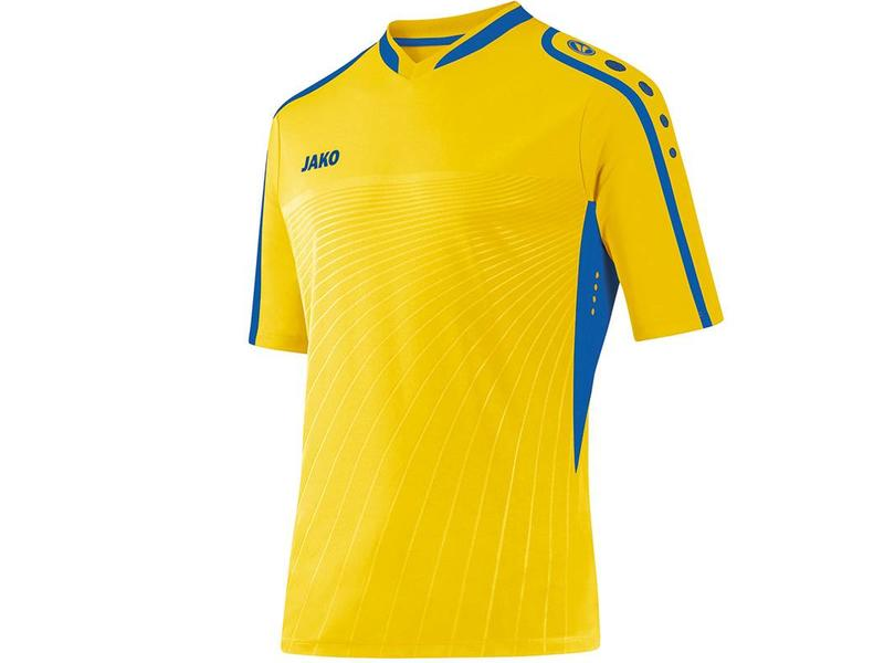 JAKO Performance shirt citroen-royal maat S
