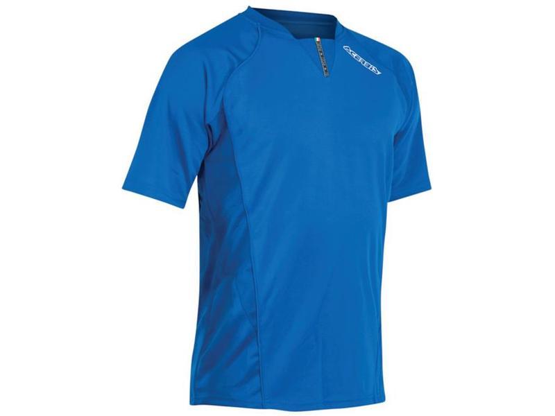 ACERBIS Shirt 1934 Azzuri blauw maat XL LANGE MOUW