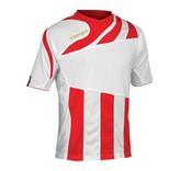 ACERBIS SALE Mira shirt korte mouw wit-rood maat S