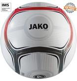 JAKO Trainingsbal Speed Wit-rood-antraciet maat 5