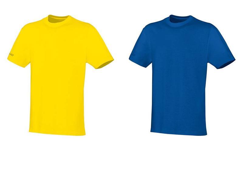 JAKO T-Shirt team ronde hals Adults