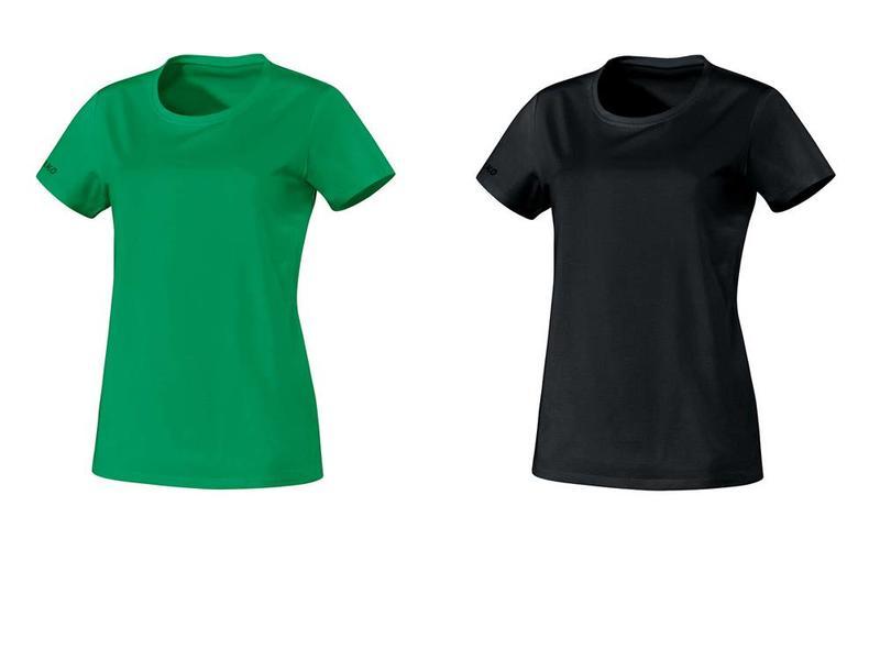 JAKO T-Shirt team ronde hals Dames
