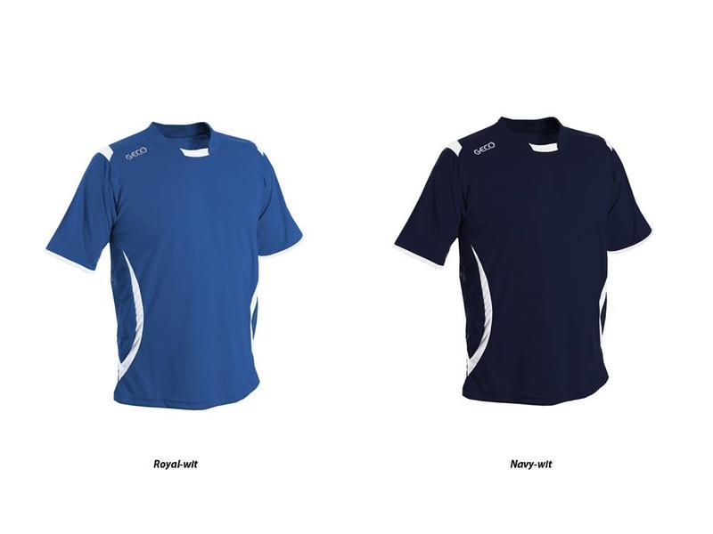 Geco Shirt Levante korte mouw