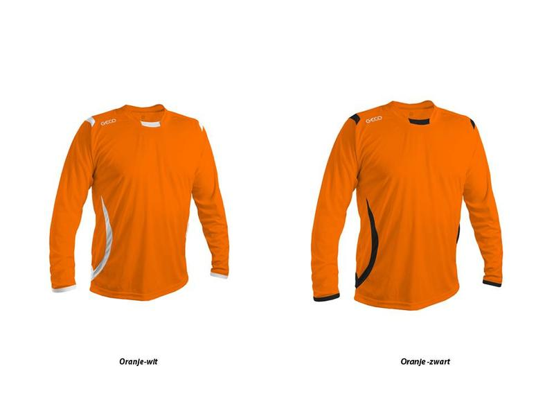 Geco Shirt Levante lange mouw