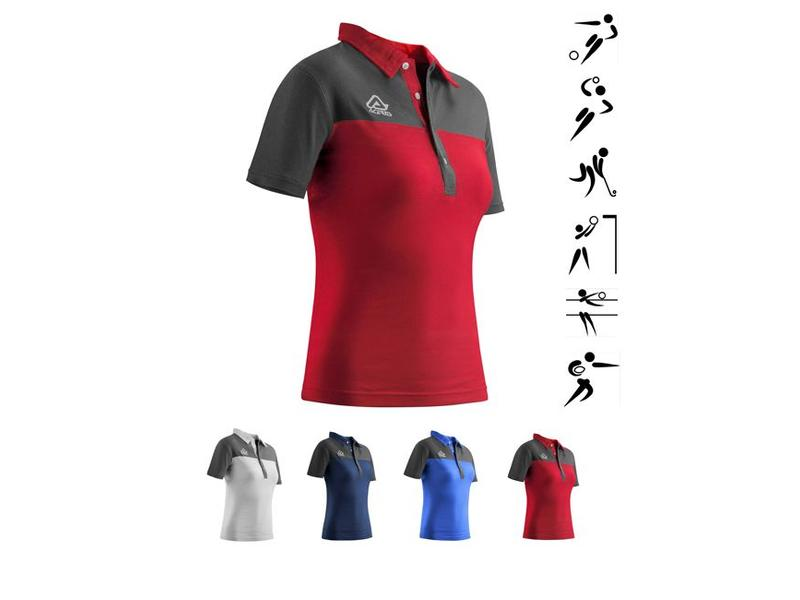 ACERBIS Belatrix polo Ladies v.a. maat 140