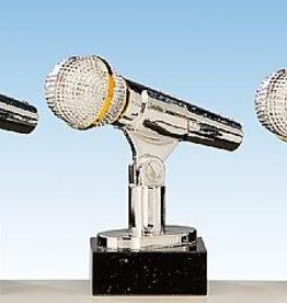 HK 125 Microfoon trofee